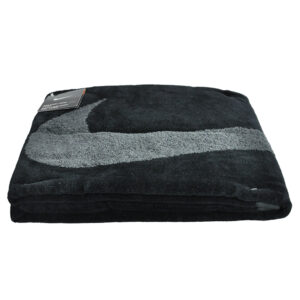 SPORT TOWEL M BK/AT NIKE