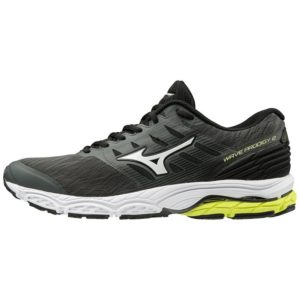 WAVE PRODIGY 2  BLACK/WHITE/STORMY MIZUNO