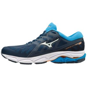 WAVE ULTIMA 11 MAZARINEBLUE/WHITE MIZUNO