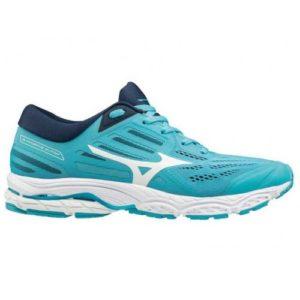 MIZUNO Scarpe da Running WAVE STREAM 2 Blu/Azzurro/Bianco – Donna