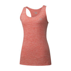 IMPULSE CORE TANK WOS HOT CORAL  CANOTTIERA DONNA  MIZUNO