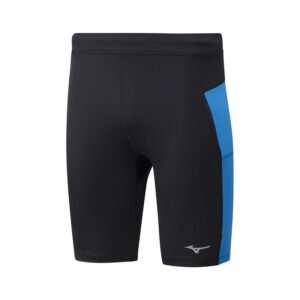 IMPULSE CORE MID TIGHT BLACK UOMO BLUE MIZUNO