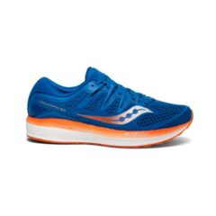 SAUCONY TRIUMP ISO 5 Scarpe da Running Blu/Arancione – Uomo
