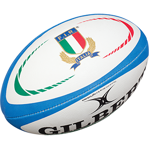 REPLICA ITALIA SIZE 5 RUGBY GILBERT