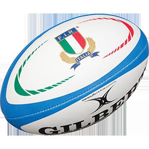 REPLICA ITALIA SIZE 5 RUGBY GILBERT