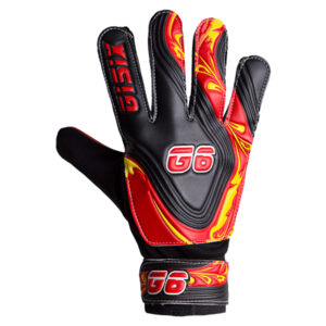 TRAINING GLOVES RED GUANTO PORTIERE GISIX