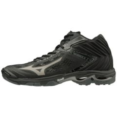 WAVE LIGHTNING Z5 MD BLACK MIZUNO