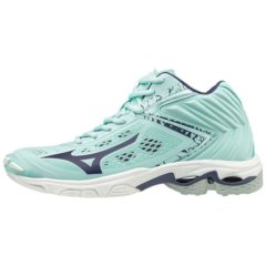 WAVE LIGHTINING Z5 MID WOS BLUELIGHT MIZUNO