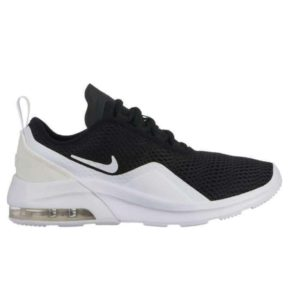 NIKE AIR MAX MOTION 2 GS BLACK WHITE NIKE