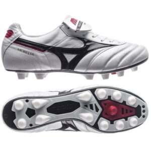 MORELIA II WHITE MADE IN JAPAN MIZUNO