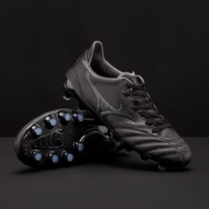 MORELIA NEO II BLACK MADE IN JAPAN MIZUNO