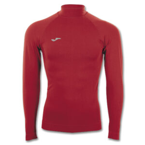 RED SHIRT TURTLENECK SEAMLESS LS JOMA