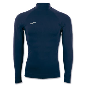 DARK NAVY SHIRT TURTLE NECK SEAMLESS LS JOMA