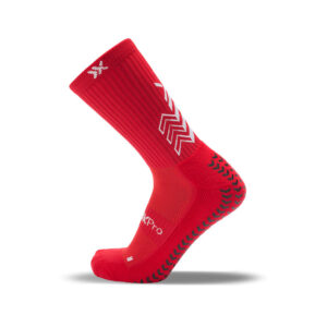 SOX PRO RED CALZA CON GRIP SOXPRO