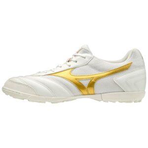 MRL SALA CLUB TF WHITE GOLD MIZUNO