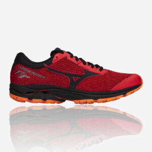 WAVE RIDER TT HIGHRISK RED BLACK MIZUNO