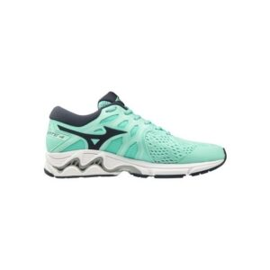 WAVE EQUATE 4 WOS ICE GREEN NAVY BLAZER SILVER MIZUNO
