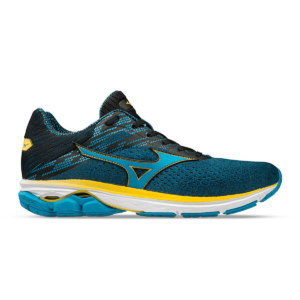 WAVE RIDER 23 BLUE JEWEL BLACK MIZUNO