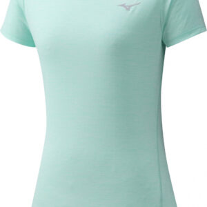 IMPULSE CORE TEE WOS ICE GREEN MIZUNO
