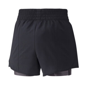 PERF 4.5 2IN1 SHORT WOS BLACK MIZUNO