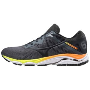 SHOE WAVE INSPIRE 16 CASTLEROCK/PHANTOM/SHOCKINGORA MIZUNO