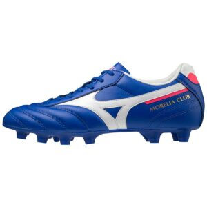 SHOE MORELIA II CLUB MD REFLEXBLUEC/WHITE MIZUNO