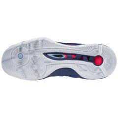 SHOE WAVE MOMENTUM MID REFLEXBLUEC/WHITE/DIVAPINK MIZUNO scarpe da pallavolo