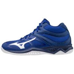 SHOE THUNDER BLADE 2 MID REFLEXBLUEC/WHITHE/DIVAPIN MIZUNO scarpa da pallavolo