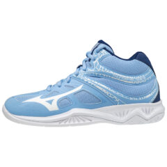 SHOE THUNDER BLADE 2 MID WOS DELLAROBBIABLUE/WHITE/2 MIZUNO scarpe pallavolo