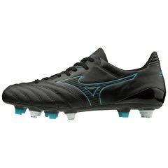 MORELIA NEO KL II MIX BLACK/BLUE MIZUNO scarpe da calcio