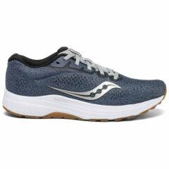 CLARION 2 INDIGO/ALLOY SAUCONY scarpa running