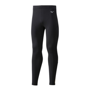 ACTIVE WARMALITE TIGHT BLACK/BLACK MIZUNO