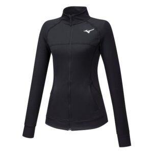TRAINING JACKET WOS BLACK MIZUNO