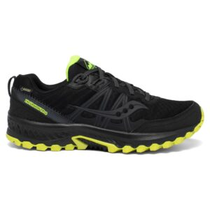 EXCURSION TR14 GTX BLACK/CITRON SAUCONY