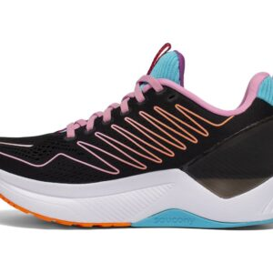 ENDORPHIN SHIFT W FUTURE BLACK SAUCONY