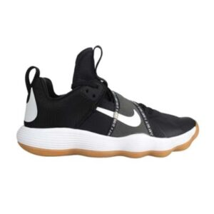 NIKE REACT HYPERSET BLACK WHITE NIKE